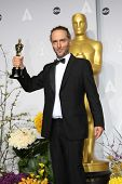 LOS ANGELES - MAR 2:  Emmanuel Lubezki at the 86th Academy Awards at Dolby Theater, Hollywood & Highland on March 2, 2014 in Los Angeles, CA