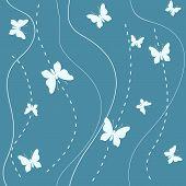 Butterflies Pattern