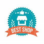 Simple Best Shop Banner Tag