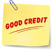 Good Credit Message