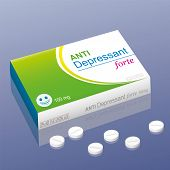 Anti Depressant forte pills