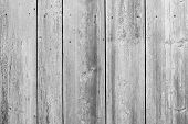 Surface Of Old Wooden Boards Gray Color