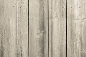 Surface Of Old Wooden Boards Beige Color