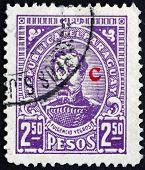 Postage Stamp Paraguay 1936 Fulgencio Yegros