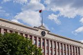 Belorussian Government Buiding
