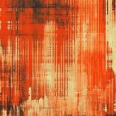 Retro background with grunge texture