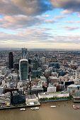 City of London cityscape