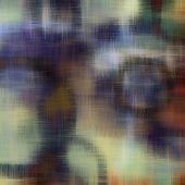 art abstract grunge dust textured background in blue, beige, black and grey colors