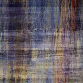 art abstract colorful silk textured blurred background in blue, violet and brown colors