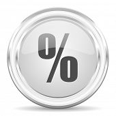 percent internet icon