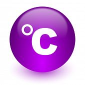 celsius internet icon