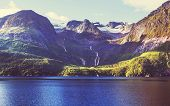 Norway landscapes