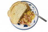 Ham And Egg Scramble