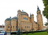 Sibiu Sfanta Treime Church