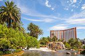 Treasure Island Hotel & Casino In The Las Vegas Strip