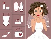 Bride And Wedding Accessories