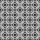 Curtain Lace Seamless Generated Texture