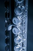 Flute keys detail image