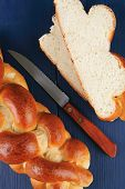 stock photo of sabbatical  - sweet bread  - JPG