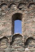 Old Castle Window