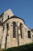 Ile De France, The Church Of Evecquemont
