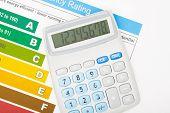 Calculator Over Energy Efficiency Chart