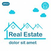 Real Estate Logo Conception