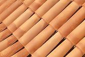 Tiled Roof Closeup