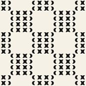 Seamless line pattern tile background geometric