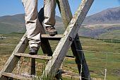 Hillwalking In Wales
