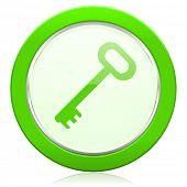 key icon secure symbol