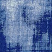 Highly detailed grunge texture or background. With different color patterns: gray; blue; cyan