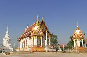 Temple at Wat Sutthi Ruchiraram