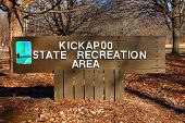 Kickapoo State Recreation Area Illinois