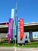 Welcome to Las Angeles Sign