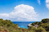 Mediterranean Coast Of Mallorca