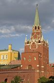 Moscow Kremlin, Trinity Tower