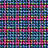 Colored Rattan Texture