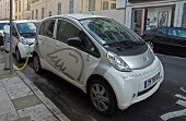City Of Nice - Electric Cars