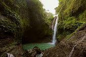Aling Aling Waterfall In Bali, Indonesia
