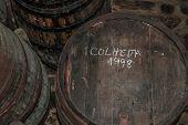 Portwine-barrels