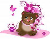 Girl Baby Bear