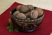 Wallnut In The Basket