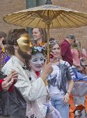 Mardi Gras Expressions