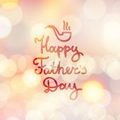 image of tobacco-pipe  - happy fathers day - JPG