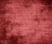 image of shimmer  - Grunge background of bittersweet shimmer burlap texture for design - JPG