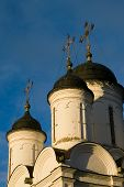 Domes Of The Church