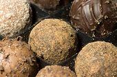 Tuffle Candy Closeup