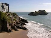 Tenby Beach House