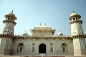 Tomb of I'tmad-ud-Daula at Agra.